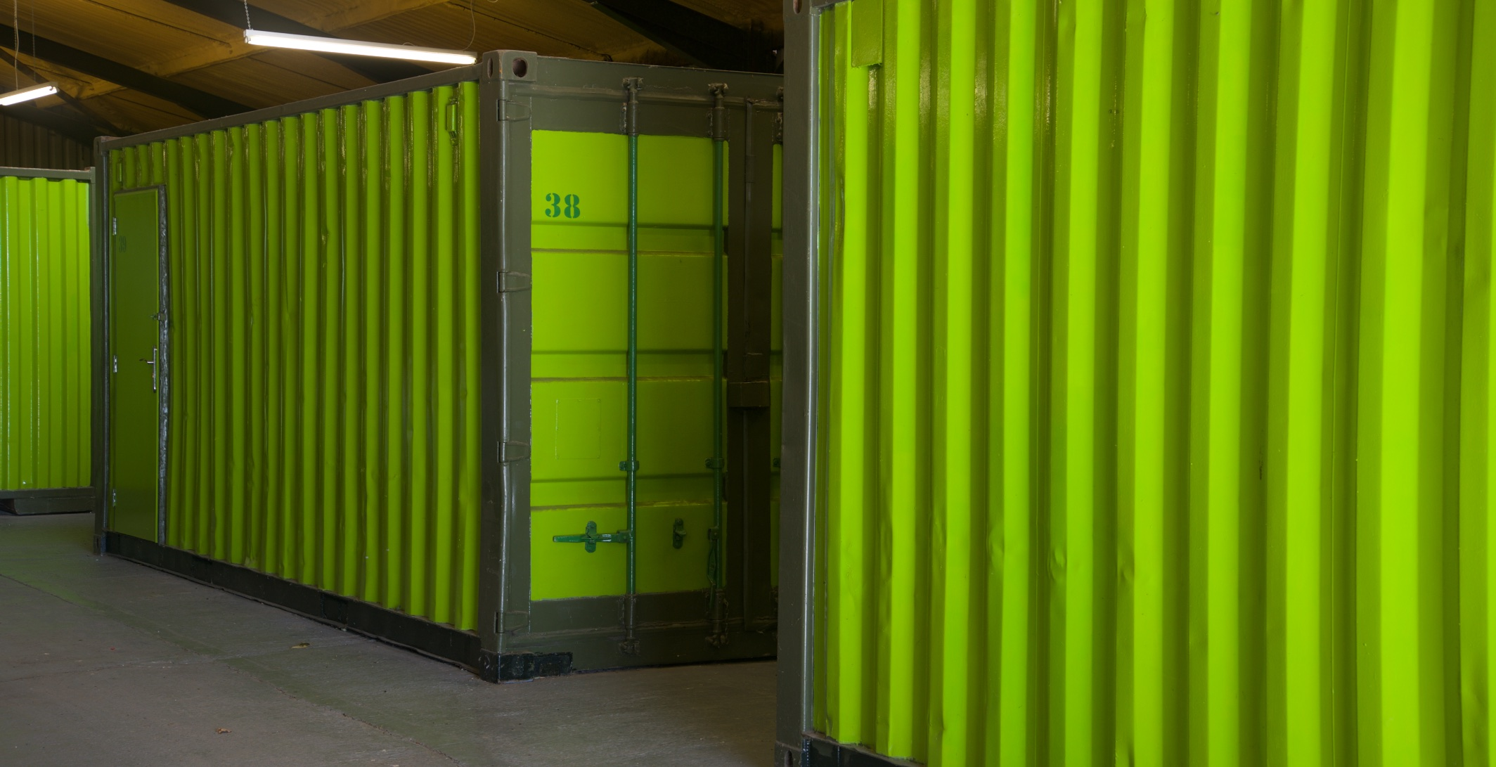 Wide Range of Storage Units